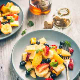 Eat the freshest fruits this season tossed up to make a chilled Fruit Salad. Read a few tip and tricks and prepare it within minutes!