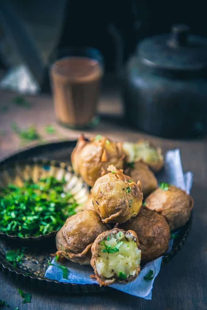 Farali Batata Vada Recipe, How to make Farali Batata Vada