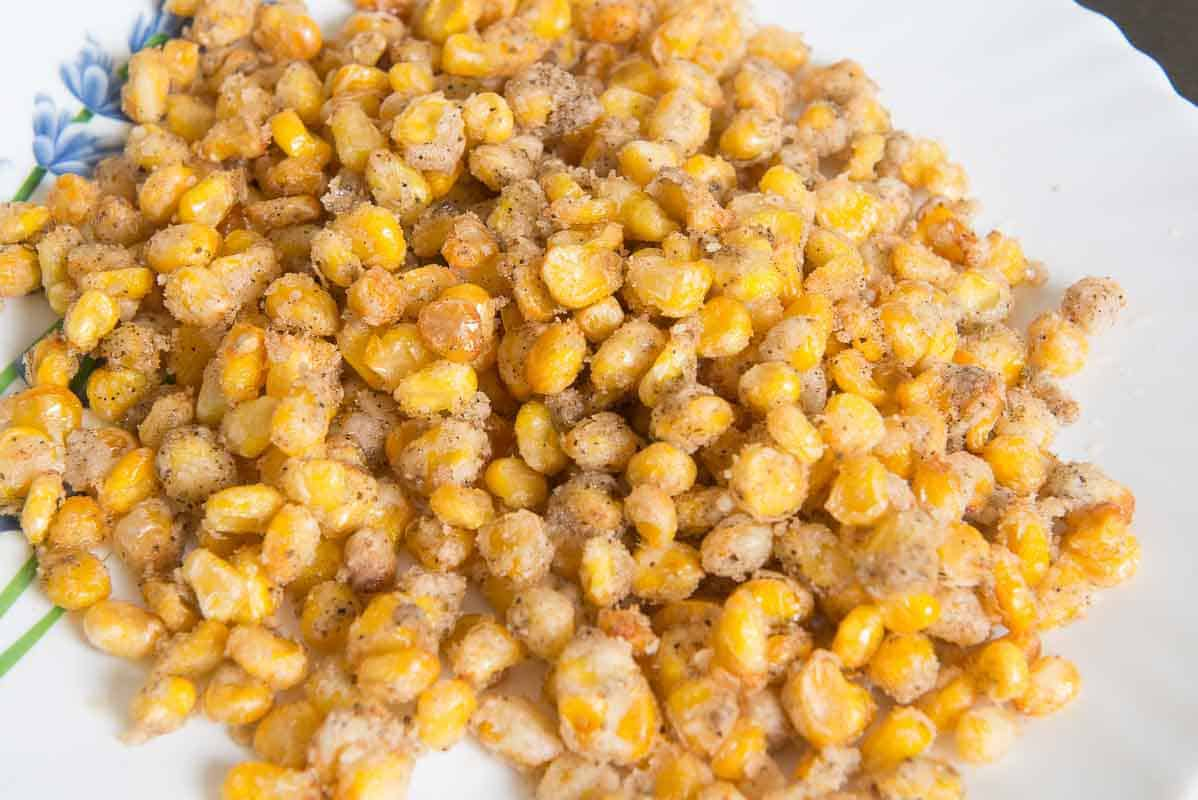 Step by Step BBQ Nation Style Crispy Corn Recipe