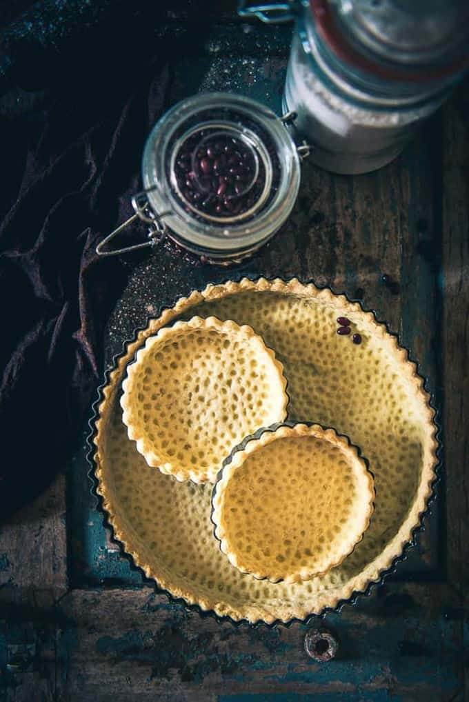Perfect Tart Shells Recipe, How to make Perfect Tart Shells