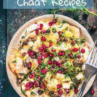Here is a collection of best Indian Home made chaat recipes which can be easily made at home and the result is perfect, just like your street chaat wala.