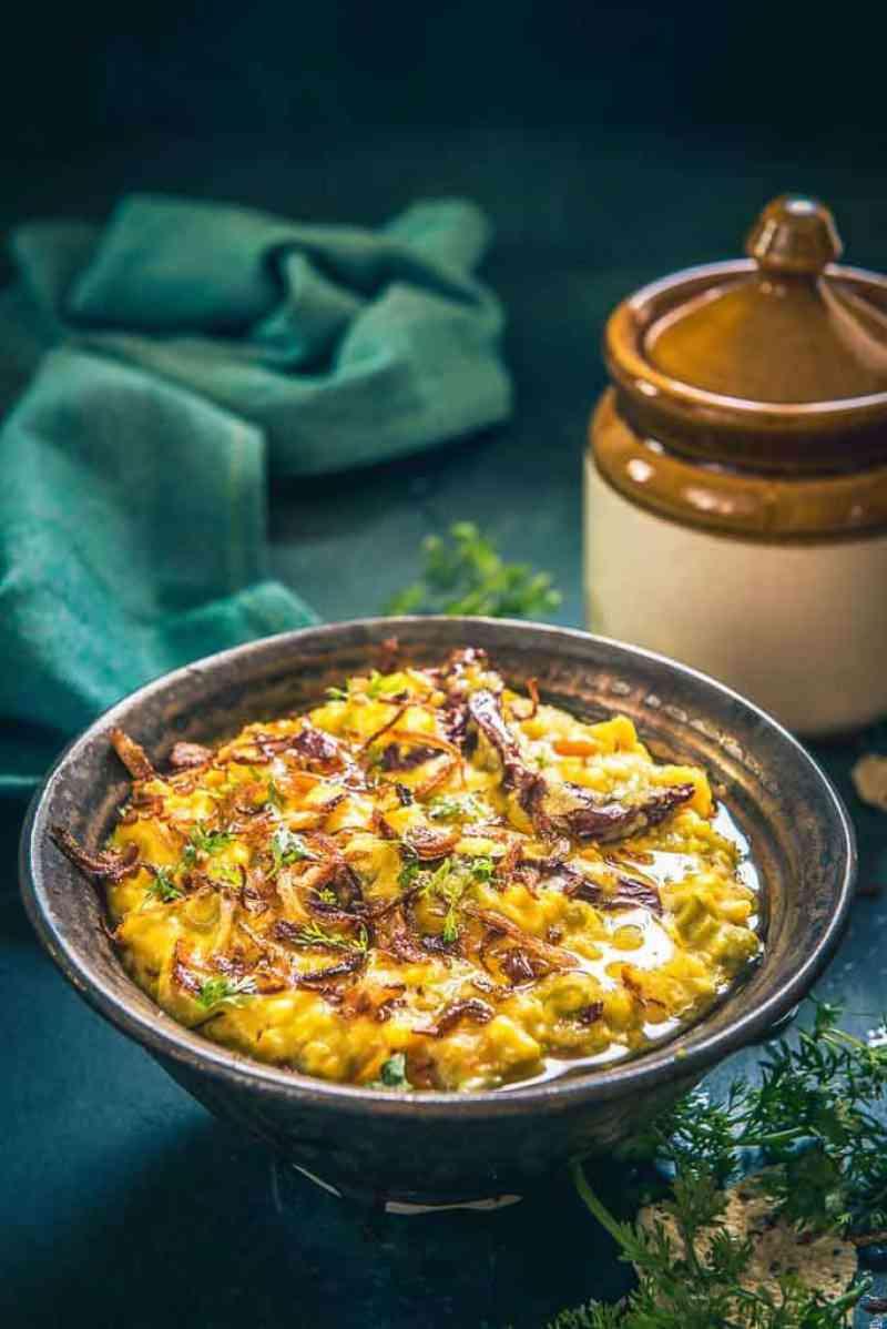 Vegetable Oats Khichdi