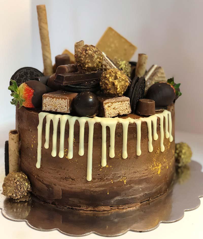whisk birthday cake