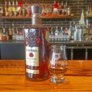 "Four Roses OESV Single Barrel – ""Whiskey Bear Inaugural Barrel Pick"""
