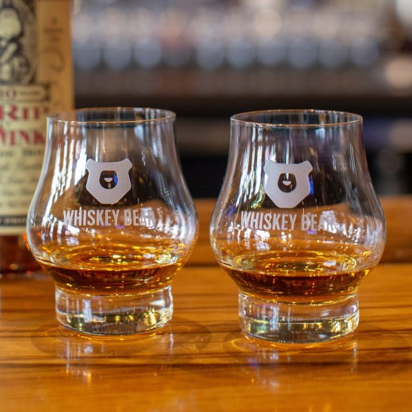 Whiskey Bear - Cask Tasters - 10 oz
