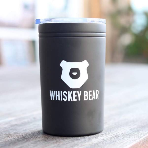 Whiskey Bear - Tumbler - 11 oz
