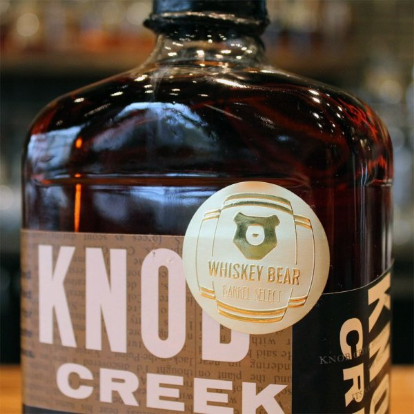 Whiskey Bear - Barrel- Select - Knob Creek 090718 - The Fraternal Twins