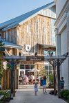 Whiskey Bear - back porch - Lexington, Kentucky bar - In the Barn at the Summit at Fritz Farm