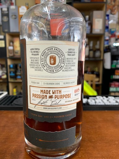 For the price, it is an incredibly smooth pour. The nose is nice and sweet, the lack of punch or heat lets the focus be on discerning the flavors rather than combating heat as one might expect from a young and affordable pour.