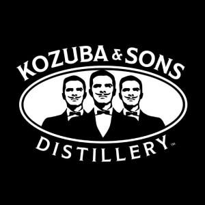 Kozuba & Sons Distillery logo in St Petersburg (St. Pete) Florida