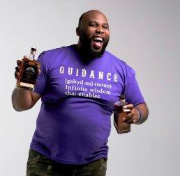 Jason Ridgel with Guidance Whiskey