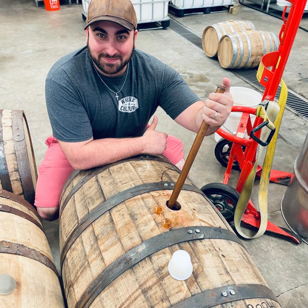 Whiskey Culture Barrel Club Single Barrel Private Barrel