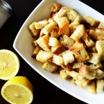 Home Made Croutons
