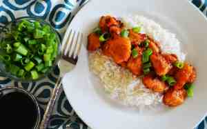 Sweet n' Sour Chicken