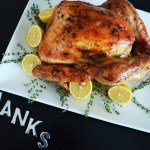 Roasted Lemon & Thyme Turkey