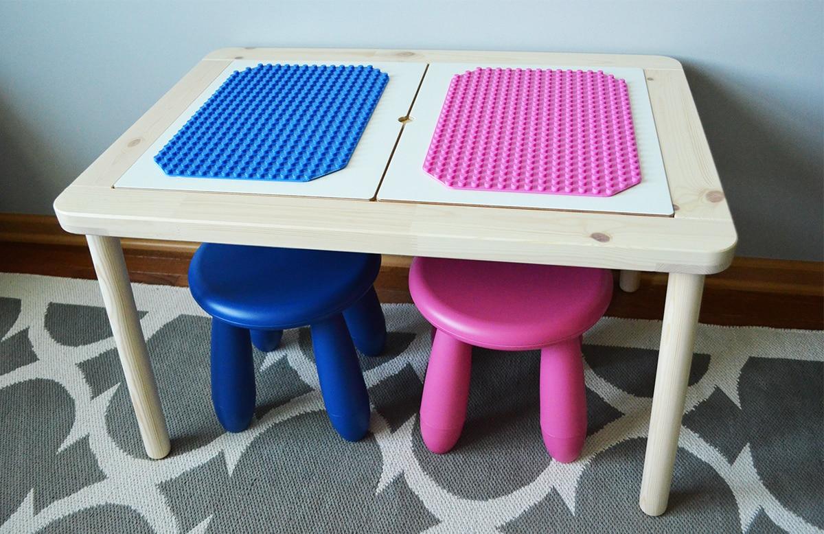 The Best Lego Table Ikea Hack Whisking Mama