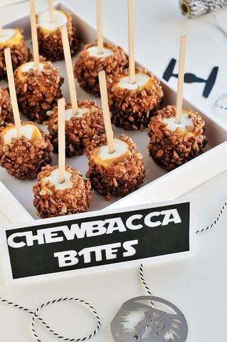 Chewbacca Bites