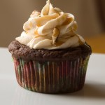 Snickers Cupcakes