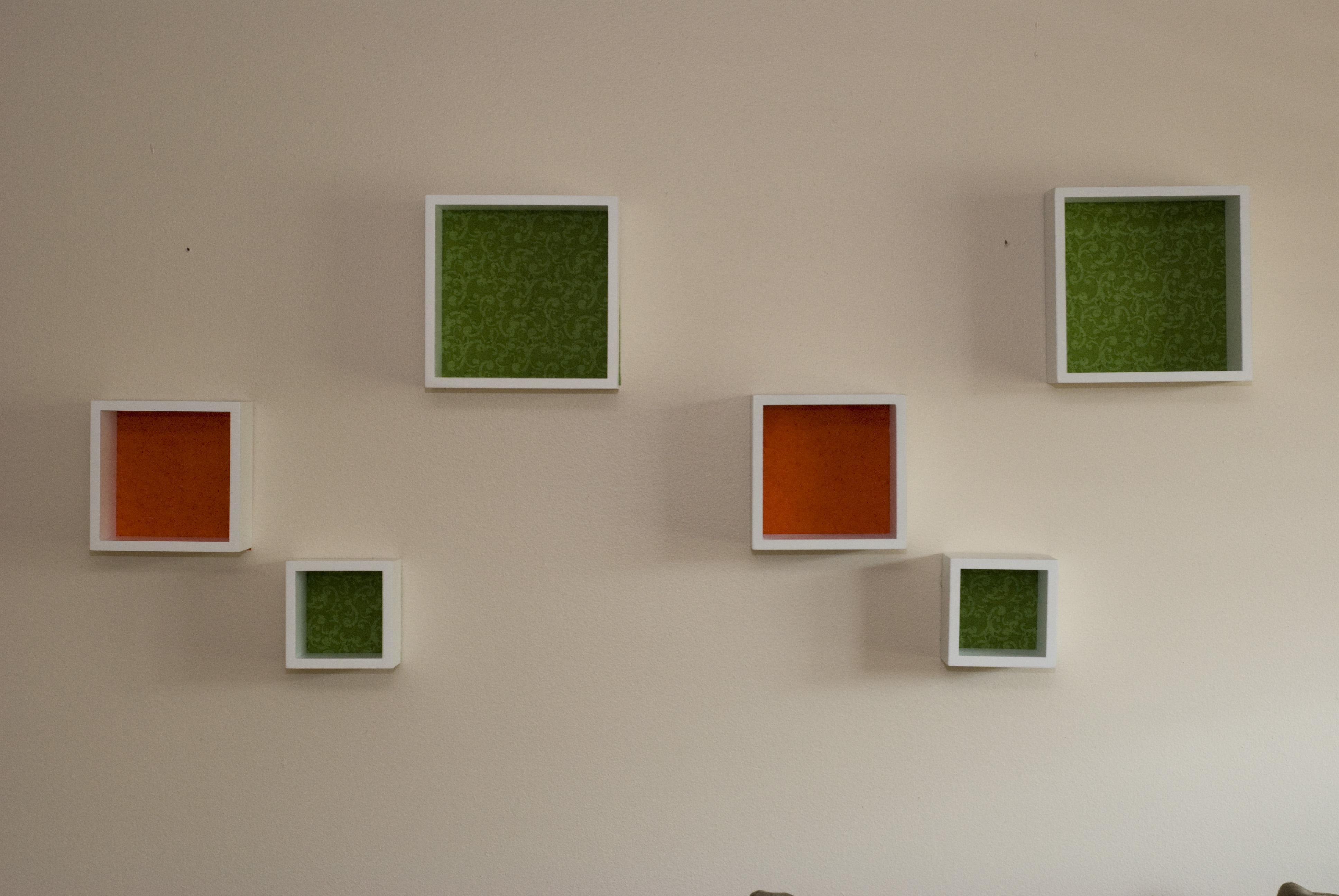Decorative Wall Boxes Idea