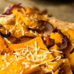 Butternut Squash Pizza with Whole Wheat Crust