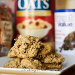 Oatmeal Fruit and Nut Cookies