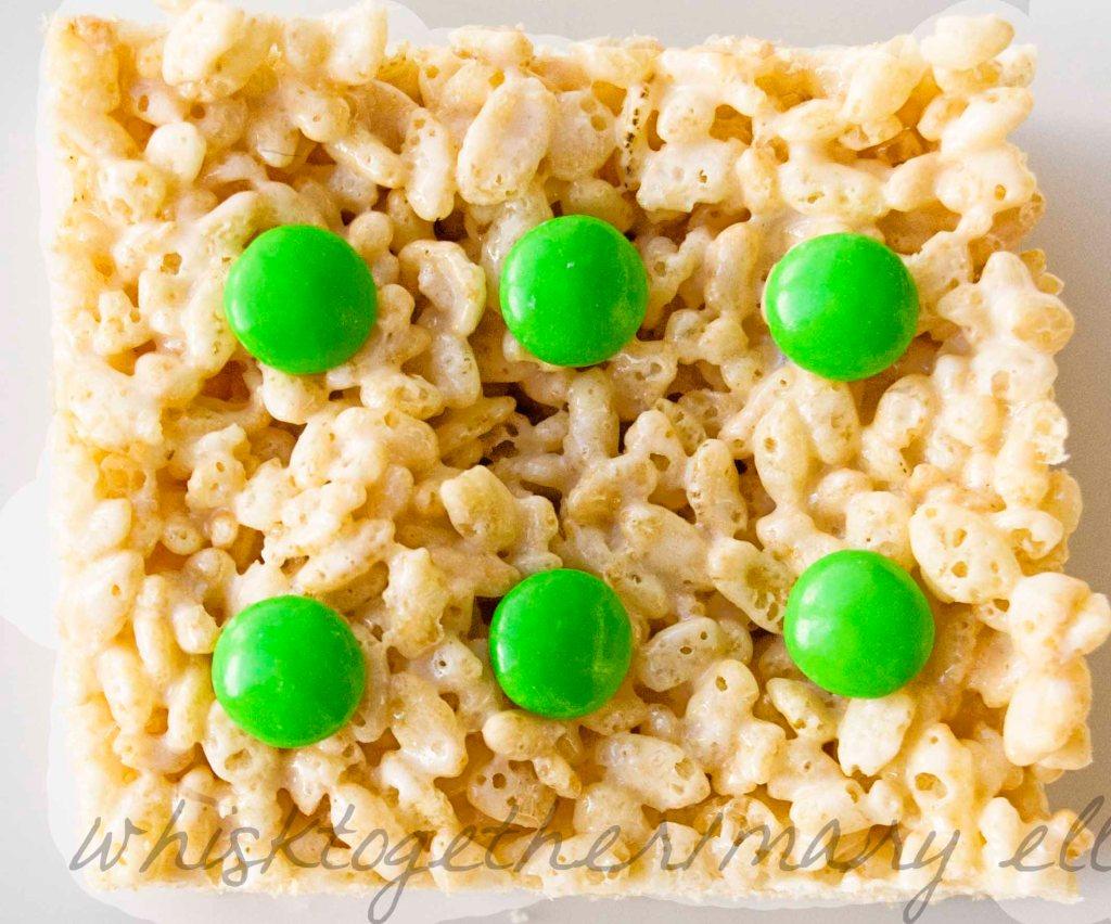 rice Krispy legoCR