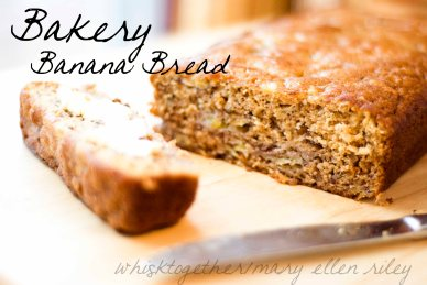 Banana Bread on Whisk Together