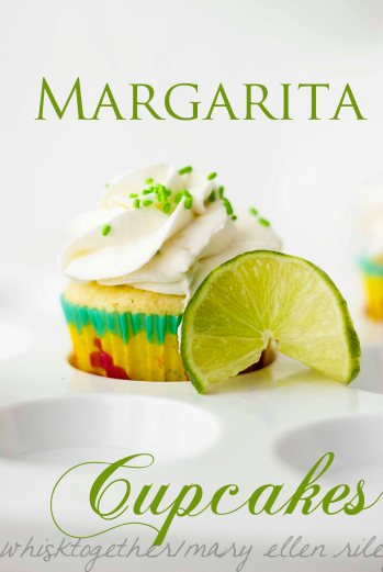 Margarita Cupcakes_3 on Whisk Together