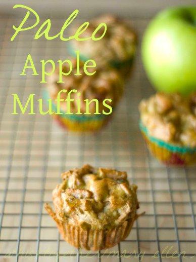 Paleo Apple Muffins_1 on Whisk Together