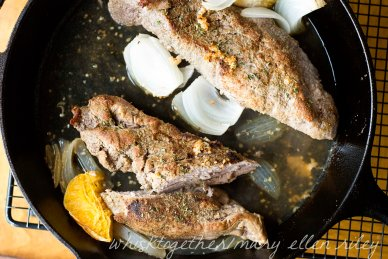 Cumin Pork Tenderloin on Whisk Together