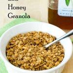 Oat and Honey Granola