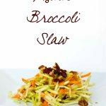 Asian Broccoli Slaw