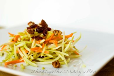 Asian Broccoli Slaw_2 on Whisk Together