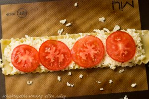 Caprese Lasagna_2 on Whisk Together