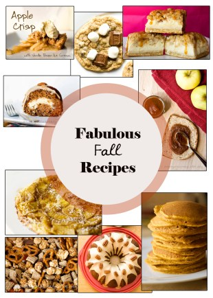 Fabulous Fall Recipes 2013