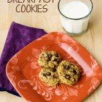 BEST Breakfast Cookies