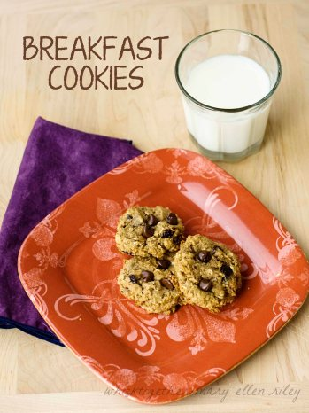 Breakfast Cookies on Whisk Together