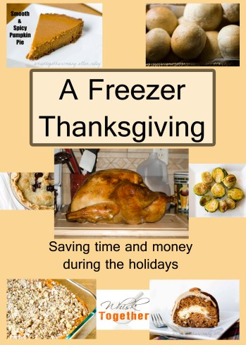 Freezer Thanksgiving
