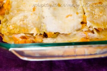 Roasted Butternut Squash Lasagna_4 on wT
