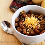 Venison Chili and Top 5 Posts