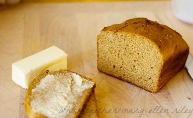 Whole Wheat bread on Whisk Together