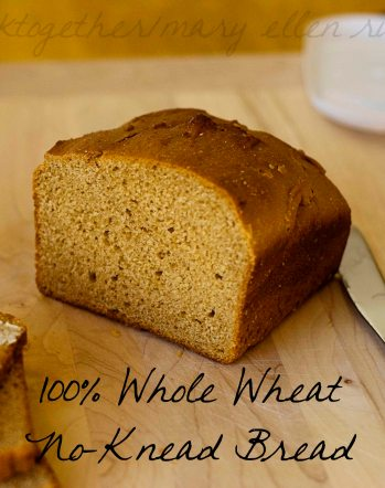 Whole Wheat bread_1 on Whisk Together