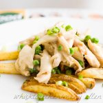 Chicken and Cheese Poutine