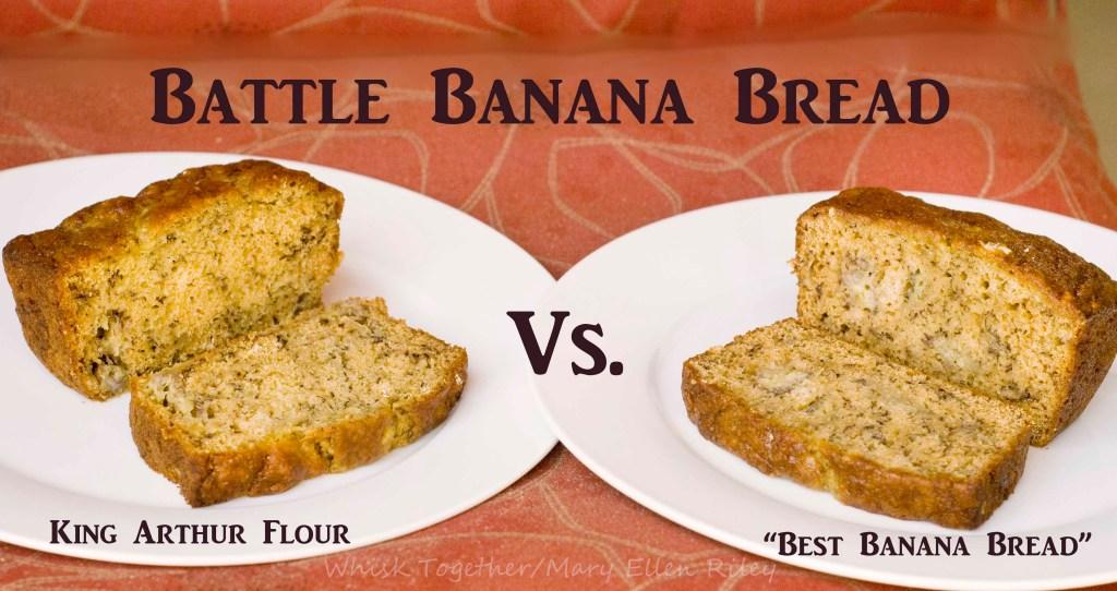 Battle Banana Bread on Whisk Together