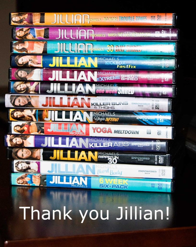 Jillian Videos