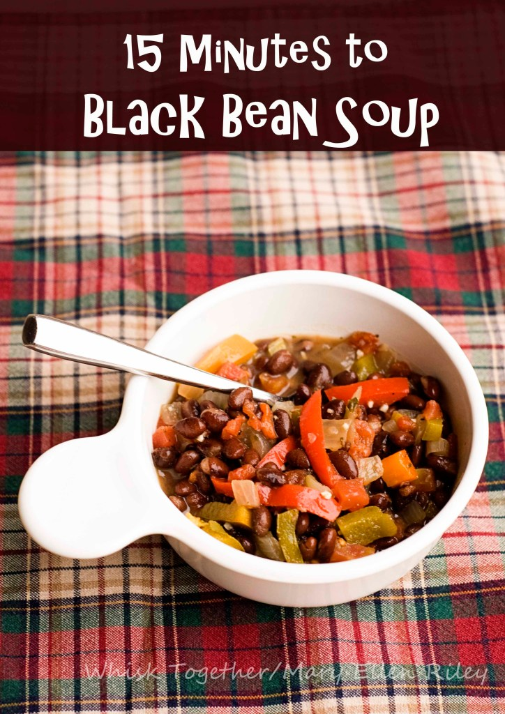 Black Bean Soup_1 on Whisk Together