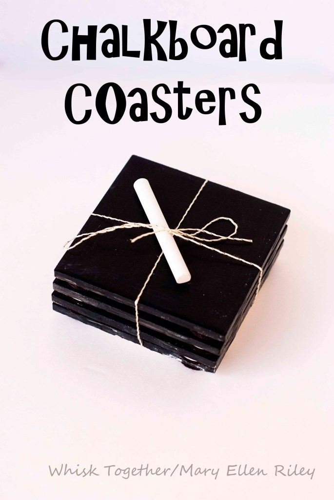 Chalkboard Coasters_8 on Whisk Together
