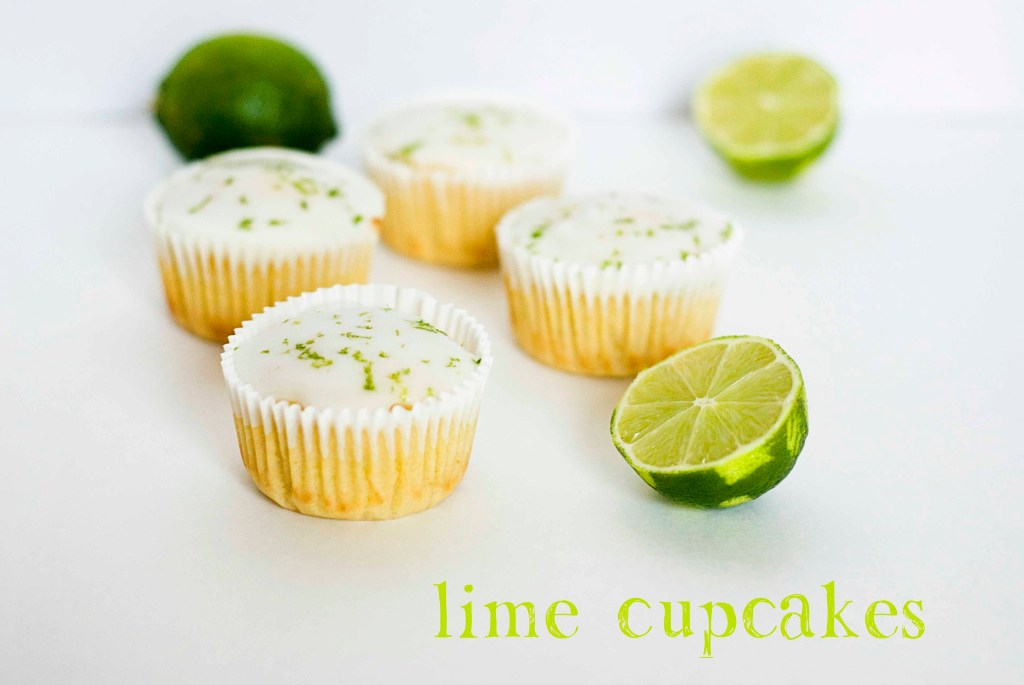 Lime Cupcakes_6 on Whisk Together