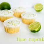 Lime Cupcakes and International Freezer Meal Plan