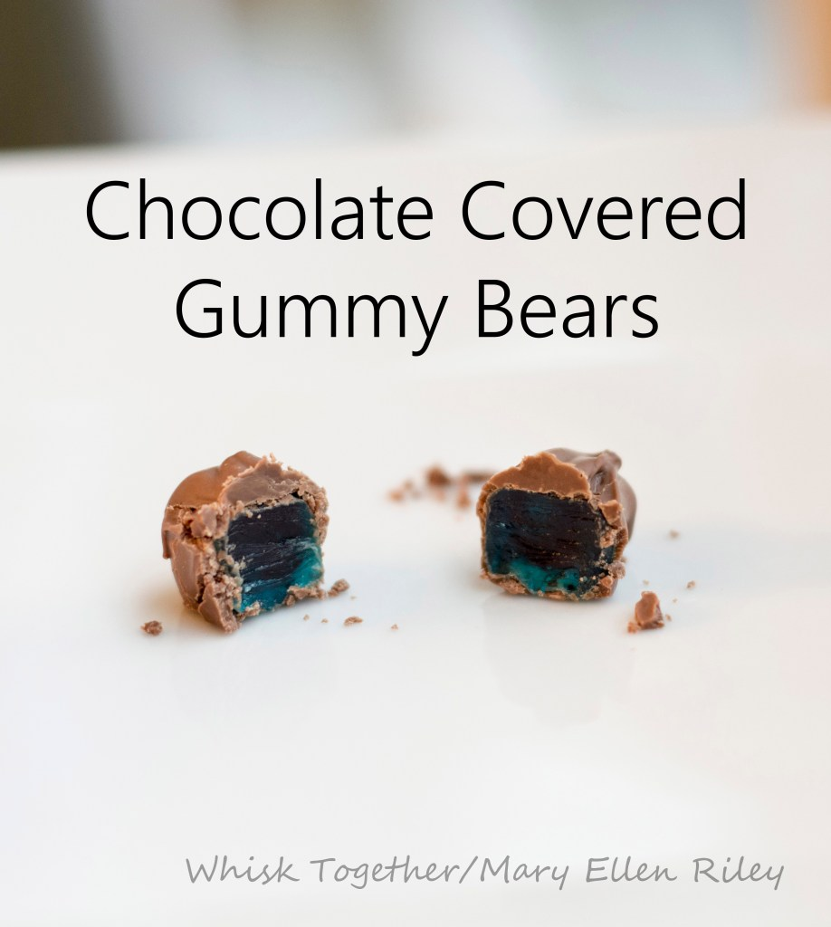 Chocolate Covered Gummy Bears_6 on Whisk Togethe
